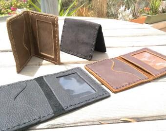 ID bi-fold wallet