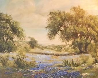 Original Westerfield Painting