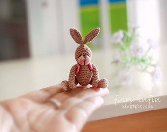 Crochet rabbit doll, Rabbit doll collection