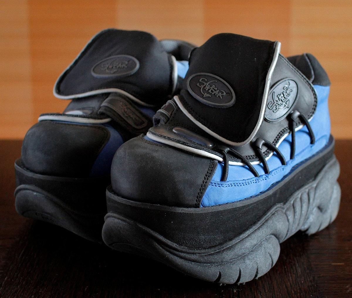 swear cyber platform shoes