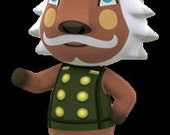 Lionel from Animal Crossing