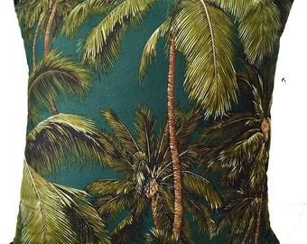 jungle palm  cushion