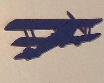Airplane Die Cuts
