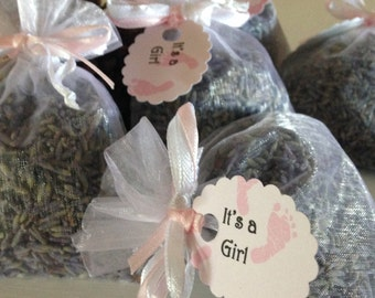 30 Lavender Sachets Bags for Special Event - Wedding Favors, Birth Favors, Baby Shower, Bridal Shower