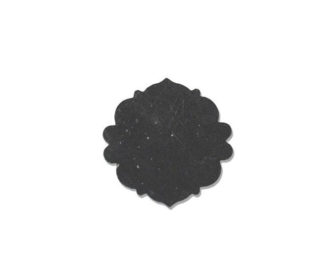 Sizzix Small Originals Die - Label, Decorative by Echo Park Paper Co. 660437