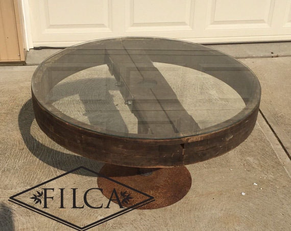 FILCA Pulley Coffee Table