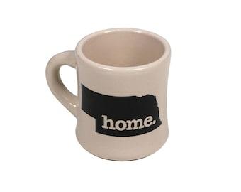 Nebraska home. Ceramic Coffee Mug