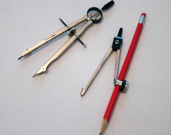 Compass, drawing tools, drawing compass, drafting tools