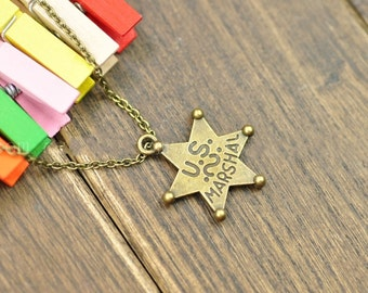 DIY  jewelry 25pcs  antiqued bronze six-pointed star charm pendant 25x32mm