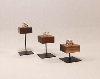 Ring Display, Ring Holder, Ring Stand, Ring Organizer, Jewelry Display, Jewelry Stand, Ring Pedestal, Ring Riser, Merchandise Display 105