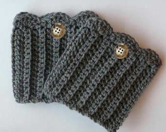 Boot cuffs, made to order