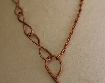Copper infinity chain