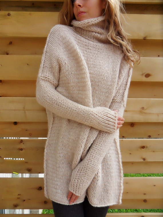 Find oversized chunky knit sweater at ShopStyle. Shop the latest collection of oversized chunky knit sweater from the most popular stores - all in one.