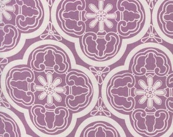 Lotus Style Fabric - From Seedling by Thomas Paul for Michael Miller  Fabrics DC 6843 Orchid - Priced by the Half Yard