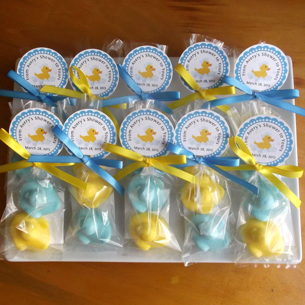 Free Baby Shower Supplies: Duck Baby Shower Baby Shower Favors Baby Shower Soap Girl