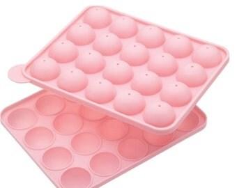 Twenty Hole Silicone Cake Pop Mould [1199]