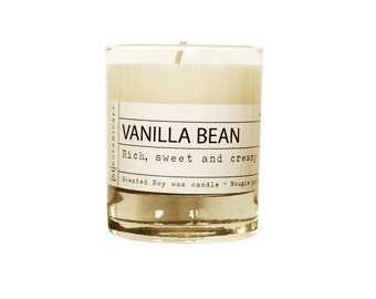 Scented Soy Candle - Vanilla Bean