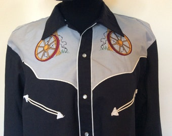 Cowboy Shirt - XL