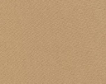 Robert Kaufman - Kona Cotton - Wheat - Cotton Woven Fabric
