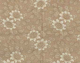 Lots of Charm - Camel - Cotton Woven Fabric