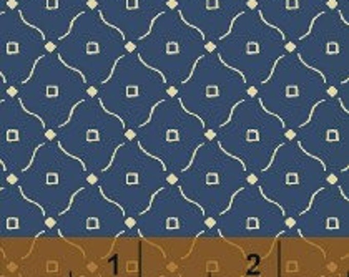 Windham Fabrics - Farmhouse Blues II - Design #28185 - Cotton Woven Fabric