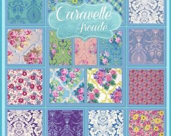Caravelle Arcade by Jennifer Paganelli - 20 x 1/4yd bundle