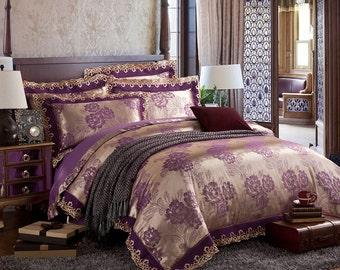 Zoya - 4 set Luxury Bedding