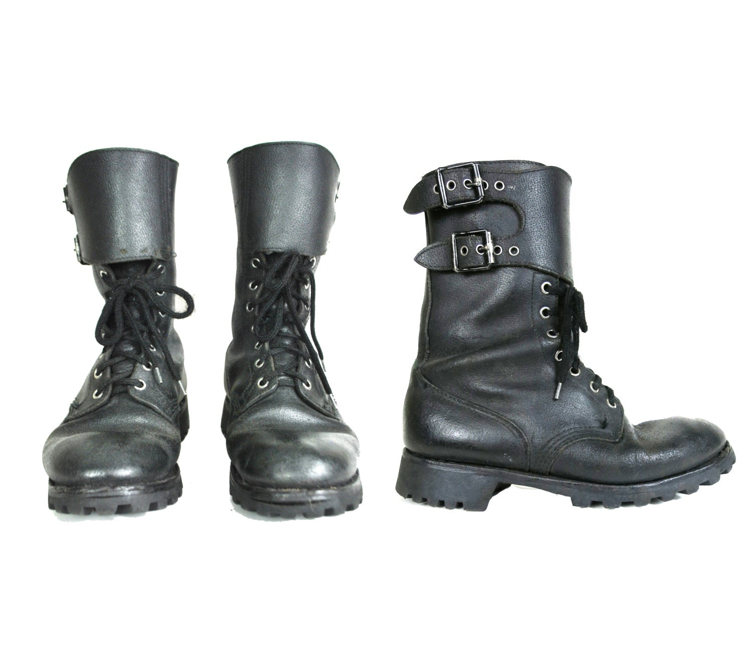 Wwii Double Buckle Boots Il Fullxfull Bu