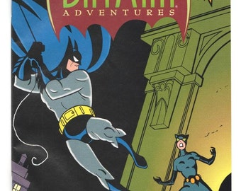 Batman Adventures- Issue 2 - Nov 1992 - Modern - NM-   - DC Comics