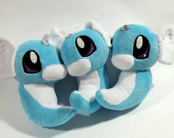 Pokemon-Dratini-custom plush-to be made