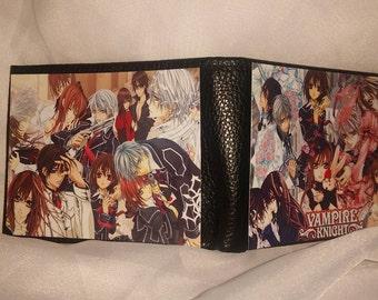 Vampire Knight Anime bi fold wallet