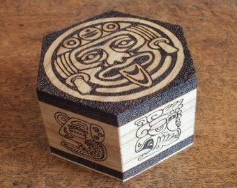 Mayan Calendar box