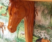 Horse Shelf Bracket, 6&qu...
