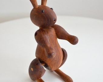 Kay Bojesen Teak Bunny