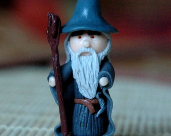 Gandalf figurine