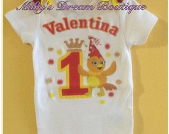 Chica Personalized Tshirt!/ Birthday T-shirt