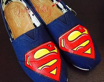 Superman TOMS