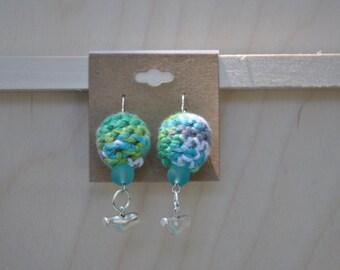 Beaded Jewelry - Earrings - Bird