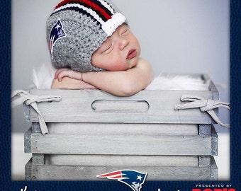 Sports Helmet Newborn Photo Prop