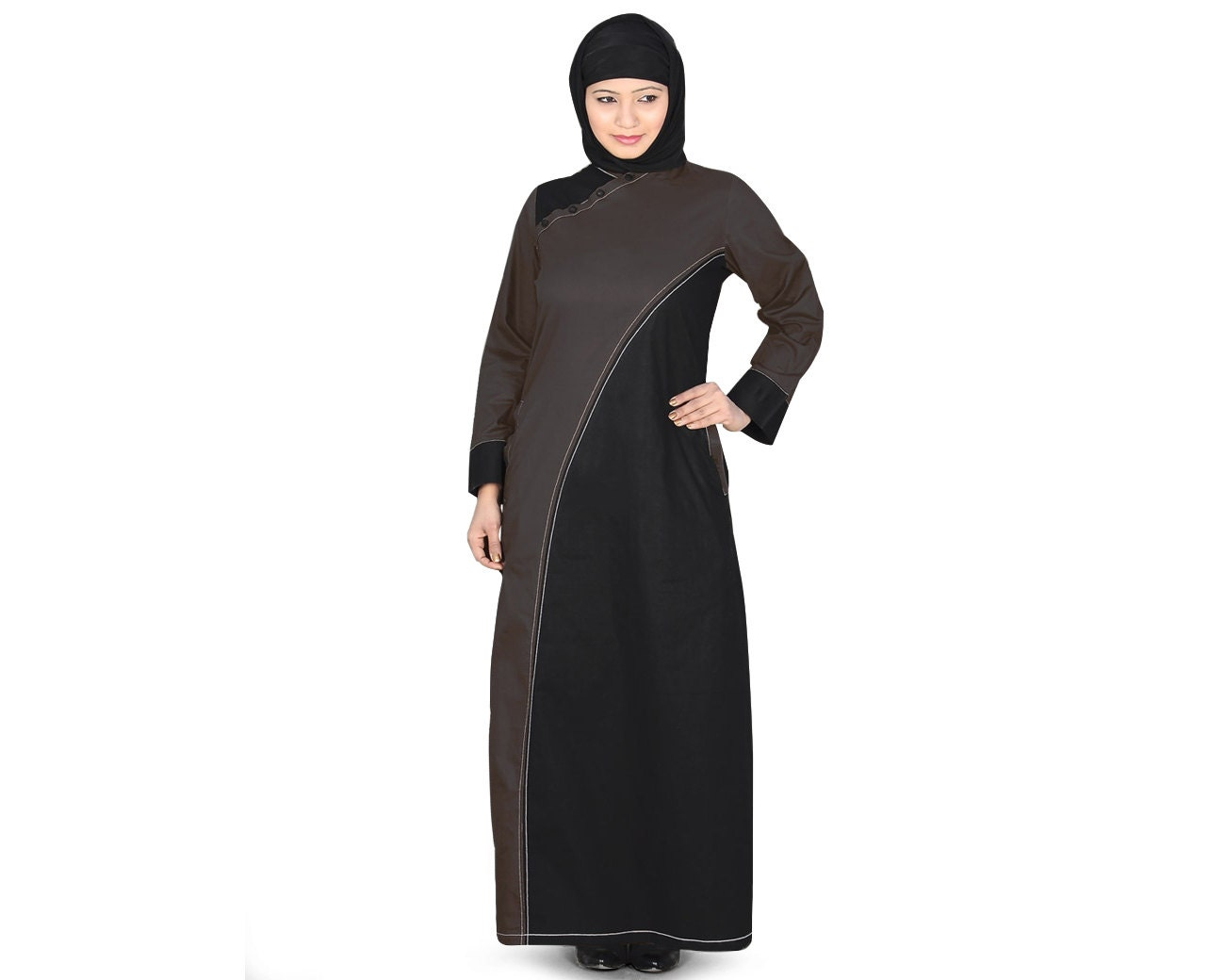 long sleeve dresses uae