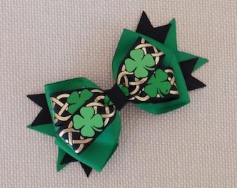 Irish Celtic Knot Bow