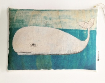 The Lovely Whale Organic Wheat Bag