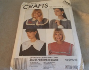 MCcalls Crafts County Collars and Cuff Designs (1448)