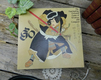 Vintage Game - Go - The Fascinating Oriental Game of Strategy and Conquest