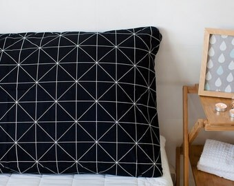 Cotton Fabric Black By The Yard