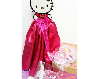 Hello Kitty Cupcakes Toppers set of 12