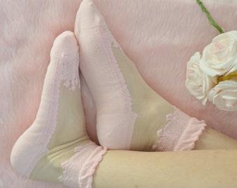 Babygirl Lace Socks