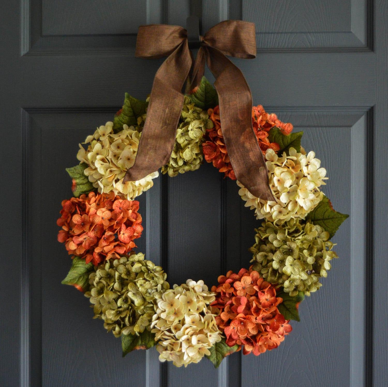 Summer front door wreaths - Fall Wreath Wreaths Front Door Wreaths Outdoor Wreaths Wreaths For Door