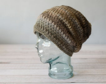 Crochet Souch Hat - READY TO SHIP