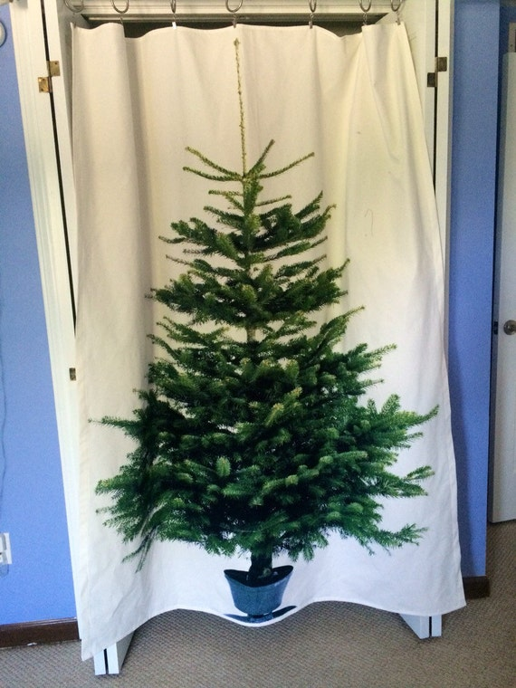 Christmas Trees Shower Curtains Page Two Christmas Wikii